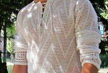 blusas masculinas