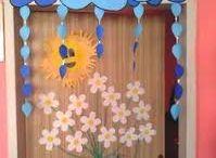διακοσμηση πορτας