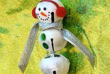 Gifts - Original Ornaments / by Gwendolyn Fox Roark