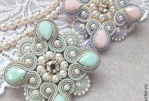 El yapımı mücevherler