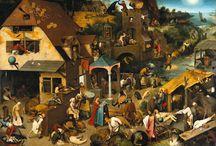 Pieter Bruegel the Elder (ca.1525-1569) / Flemish Art.