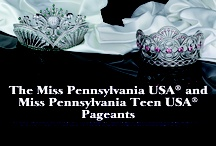 Miss Pennsylvania USA and Miss Pennsylvania Teen USA Pageant / Pinterest page for the Miss Pennsylvania USA and Miss Pennsylvania Teen USA Pageant maintained by the State Pageant Office and licensee