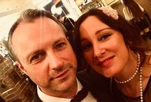 The Great Gatsby New Year's Party