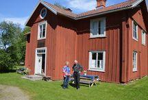 Hälsinge gården  /  Unesco Världsarv