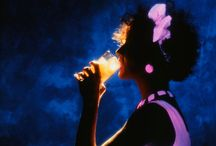 T.V. Commercials / Wildfire UV Black light effect