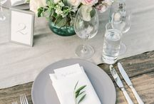 Wedding Table and Decor Inspiration
