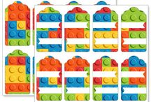 LEGO PARTY / ιδέες για το πάρτι του Μάνου (5α γενέθλια)