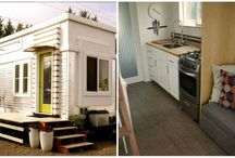 Tiny houses and trailers / by Susan Flythe