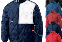 New Cold Weather Field Jacket Liners Quilted Warm Inner Quilting Jackets Coat