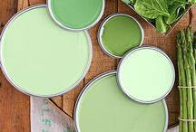 Paint colors / by Lori Weiss
