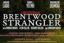Brentwood Strangler A John Fitzpatrick Film / From John Fitzpatrick, Writer / Director of the acclaimed short thriller Skypemare and Far From Everything Films comes the highly anticipated follow up BRENTWOOD STRANGLER! With a unique Christmas setting, beautifully shot, the film is a satirical and at times brutal, A truly cinematic experience with an incredible cast.