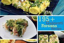 Farsan & Gujarati Recipes