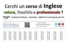 Sandwich Institute Padova / il centro inguistico migliore !