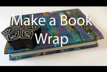 Arts and crafts Decovil 1 Light book wrap