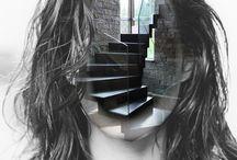 AS FINE ART OCR: Stairways / by Magdalene Welch