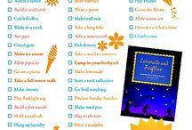 bucket list / by Jennifer Oklejewski