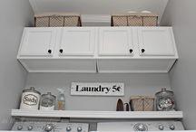 laundry room ideas / by Jennifer Arnold