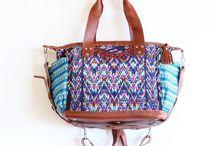 Sunday Isle Antigua Original Convertible Bags