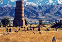 ♡ kyrgyzstan