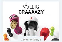 Helm Garderoben / Völlig Craaazy - Garderobe für Helme