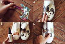 Shoes restyling