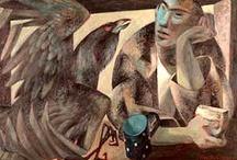 Art I Like / by Christine Townley