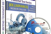Engineering Entrance Exams / Practiceguru.in brings powerful Computer Based Test Series/ Online Test Series / Android Based Applications / Video Lectures for entrance exams like JEE, SCRA, RPET, GATE...and more.
