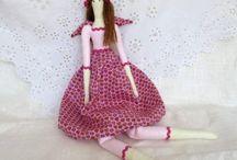 Algastore Andělky/ Hand made angel doll