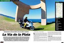 Ruta Vía de la Plata on the news