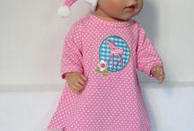 Dolls clothes/panenky oblečky