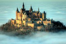 Castelos / Castelos maravilhosos.