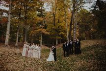 Real Weddings: A Rustic Natural Wedding at The Marmalade Lily / Taupes, creams, and rustic elegance