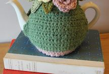 Creative tea cosies