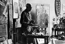 ジョルジュ・ブラック (Georges Braque) / 1882-1963