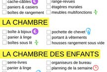 Rangement /organisation Sirault