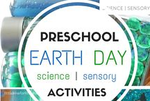 Daycare - earth day