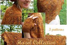 knitting / beautiful shawls, berets, beanies, socks