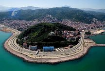 Traveling Places in Giresun Turkey