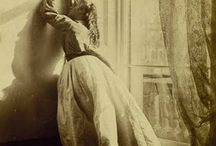 """Victorian ~ Lady Hawarden / Wealth and royalty in Victorian England. I usually try to exhibit only American """"photos"""" but find hers mesmerizing."""