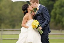 Rain or shine #wedding
