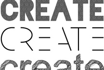 just create / we're all new creatives