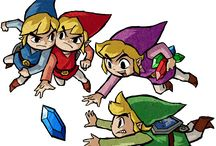 A Link to the Past and Four Swords / Artwork, screenshots and images from The Legend of Zelda: A Link to the Past and Four Swords. http://www.zelda-temple.net