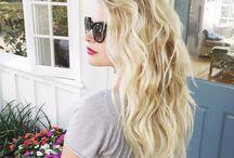 hair / by Meghan Piede