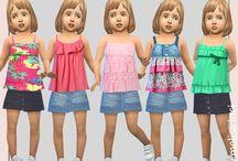 Sims4 CC/CAS/Clothing/Toddler