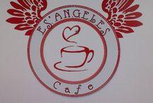 ES'ANGELES CAFE / ES'ANGELES CAFE