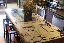 DIY - Dining Room / Inspiration for my - hopefully! - future dining room table!