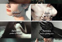Myth, nymph alchemy, witchcraft wtc