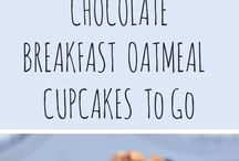 Breakfast recipe / Chocolate breakfast