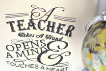 Inspiration - Teacher
