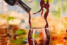 Şarap ve kadın